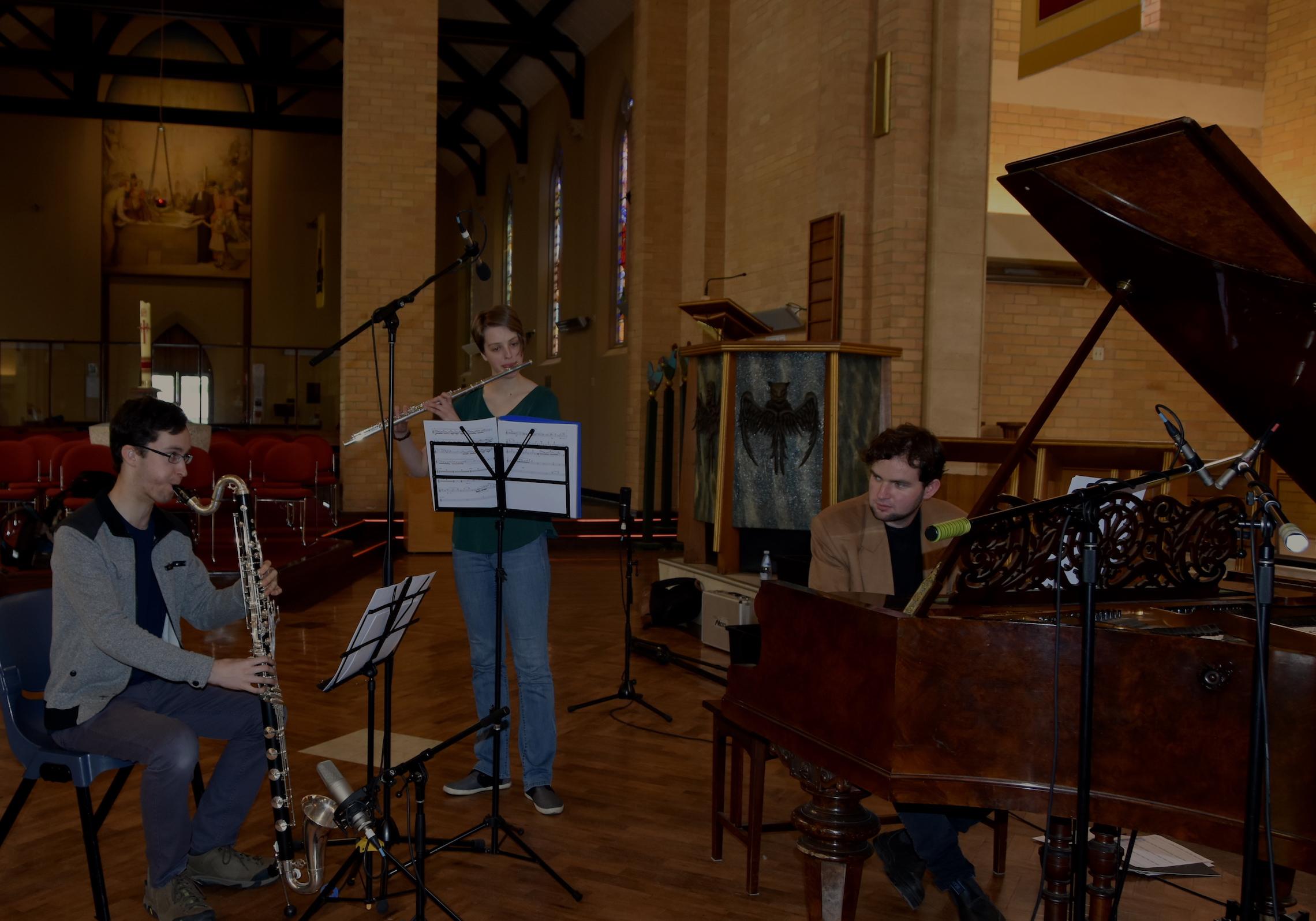 Callum Watson Piano Trio