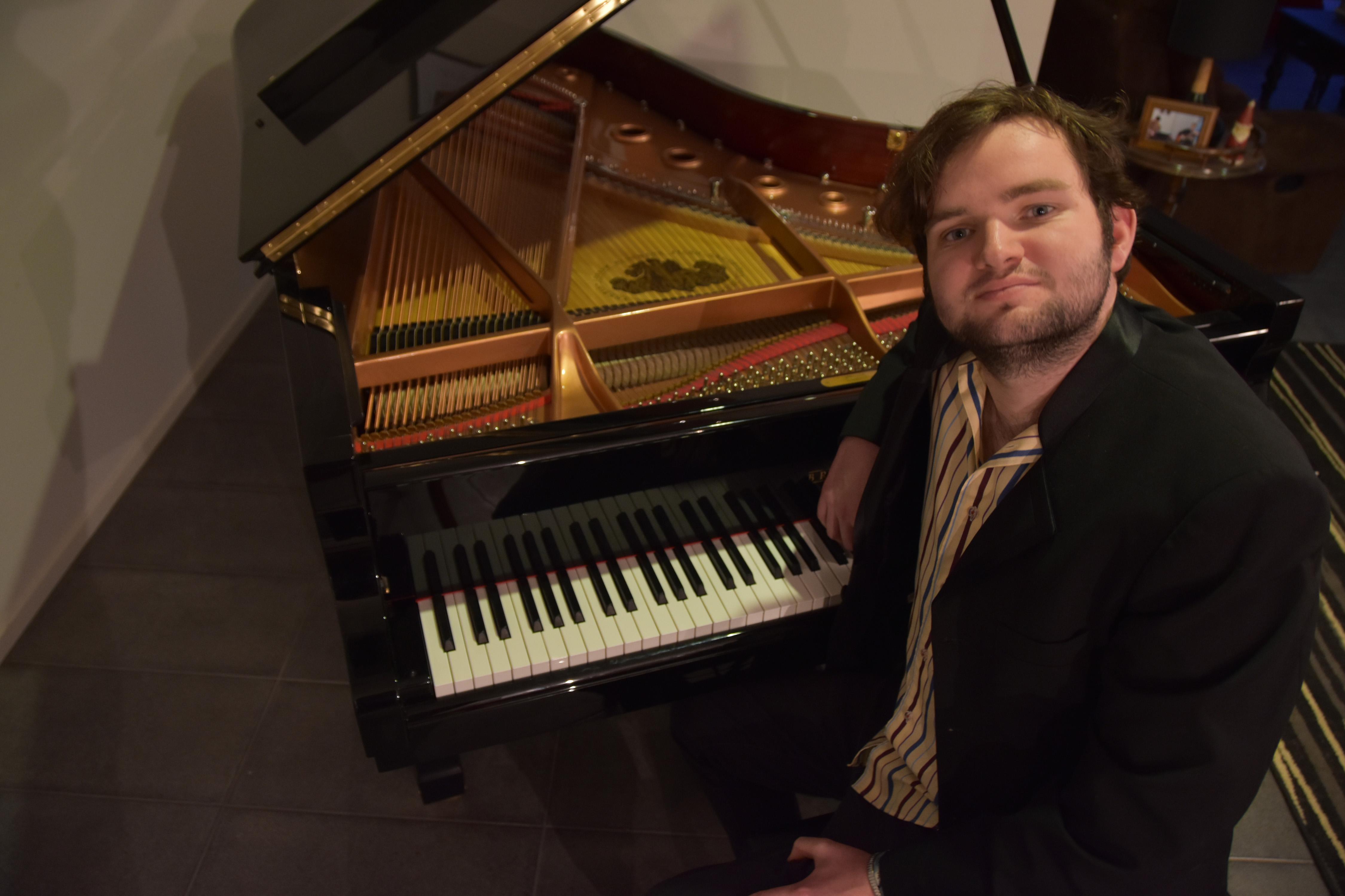 Callum Watson Piano