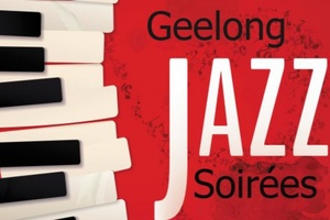 Geelong Jazz Soirees Logo