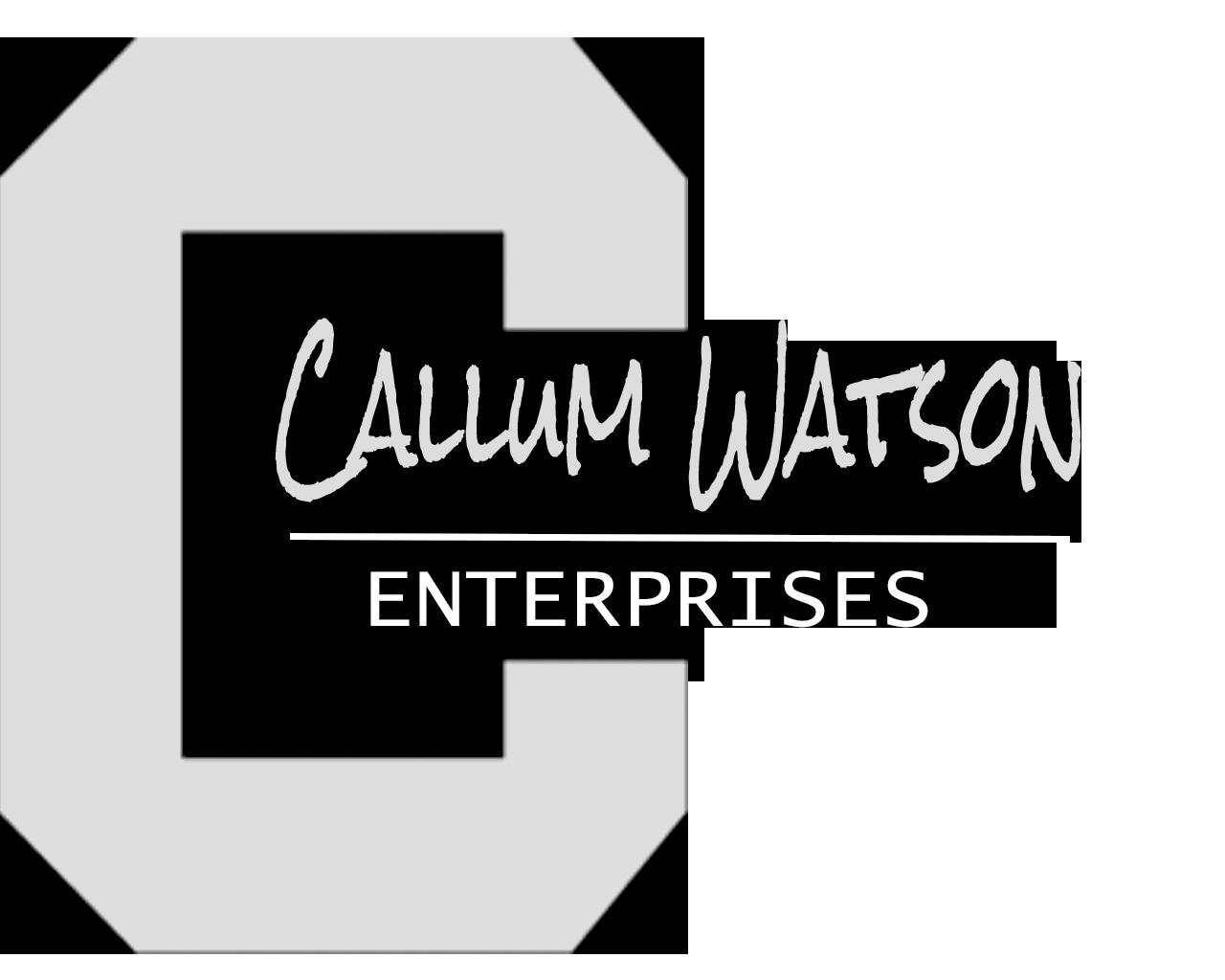 Callum Watson Enterprises Logo